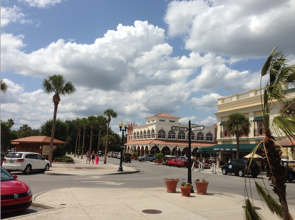 Spanish Springs Village Square, The Villages, Florida 32159.